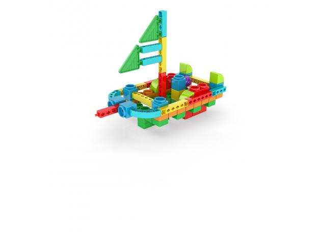Конструктор: Набор из 20 моделей, серия QBOIDZ, штрих-код 5291664002843  ст.4, фото , изображение 21