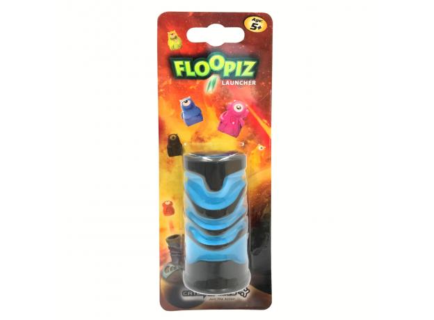 Доп. набор CATCHUP TOYS FP-005L-BUL Floopiz Launcher (Blue), фото