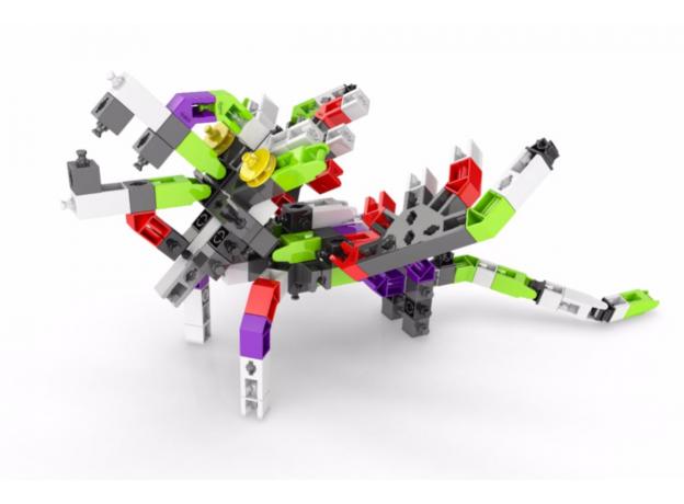 Конструктор: Мир животных. Аллигатор, серия STEM HEROES, штрих-код 5291664003130, ст.18, фото , изображение 4