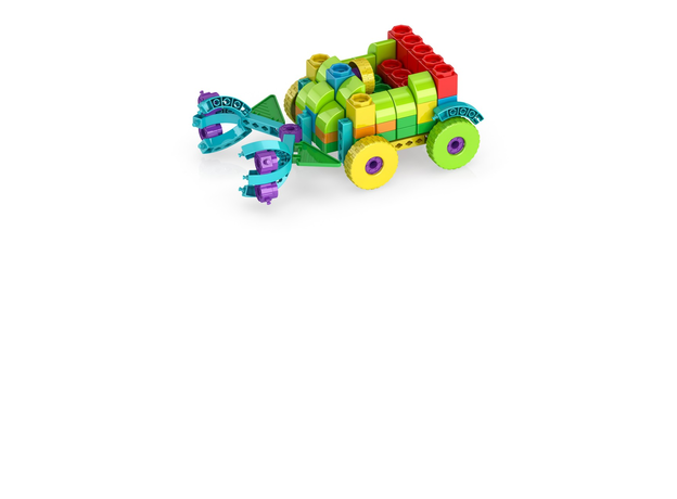 Конструктор: Набор из 20 моделей, серия QBOIDZ, штрих-код 5291664002843  ст.4, фото , изображение 8