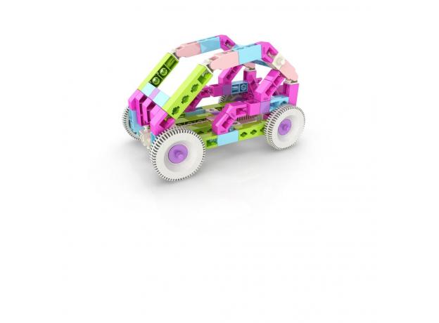 Конструктор: Набор из 15 моделей, серия INVENTOR GIRLS, штрих-код 5291664001747, ст.8, фото , изображение 4