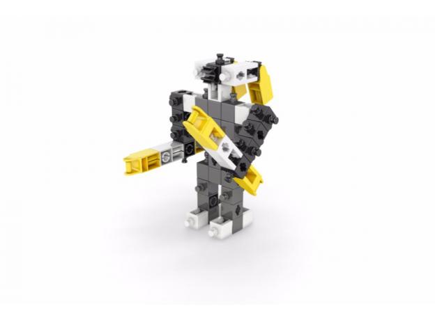 Конструктор: Покорители Космоса. Кронос, серия STEM HEROES, штрих-код 5291664003161, ст.18, фото , изображение 4