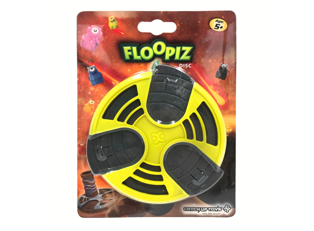 Доп. набор CATCHUP TOYS FP-004D-YEL Floopiz Disc (Yellow), фото
