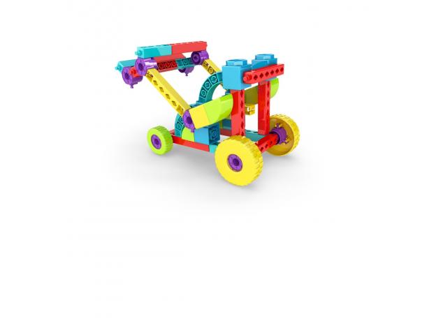 Конструктор: Набор из 20 моделей, серия QBOIDZ, штрих-код 5291664002843  ст.4, фото , изображение 15