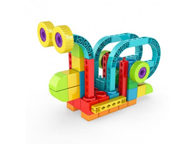 Конструктор: Набор из 8 моделей. Сова, серия QBOIDZ, штрих-код 5291664002812  ст.6, фото , изображение 5