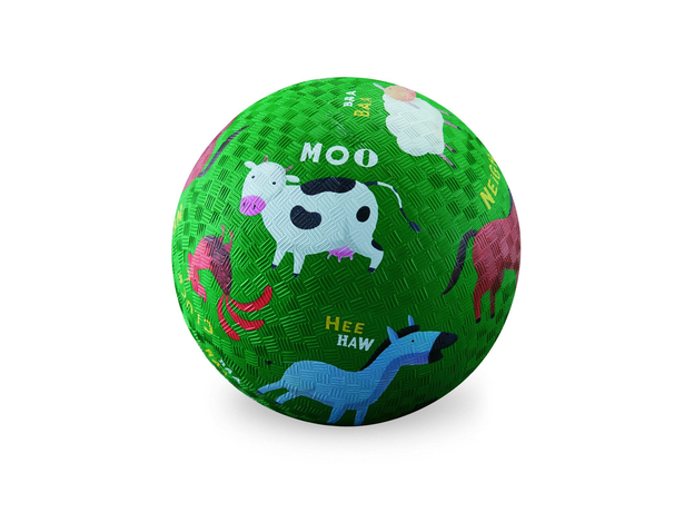 Crocodile Creek Мяч 5'/Ферма 2127-7, фото