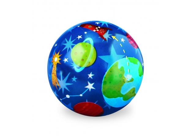 Crocodile Creek мяч 4»/ Солнечная система 2180-10, фото