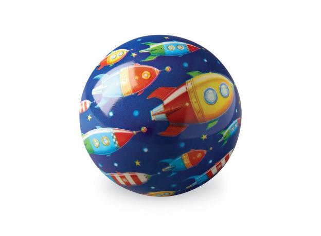 """Crocodile Creek мяч, 4""""/Космический полет 2130-8, фото"""