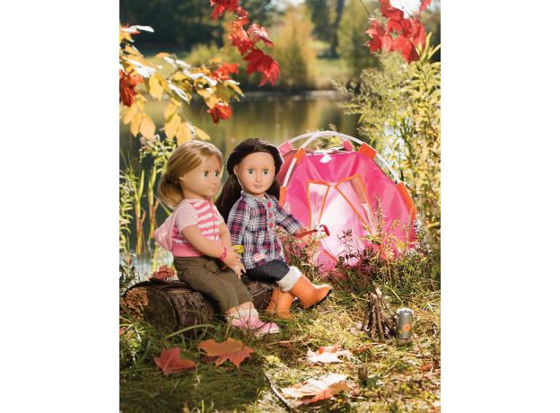 """Набор игровой """"Кэмпинг""""; розовый, фото , изображение 5"""