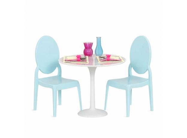 """Набор игровой """"Стол и два стула"""", фото"""