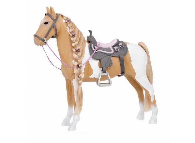 """Лошадь породы """"Паломино"""", фото"""