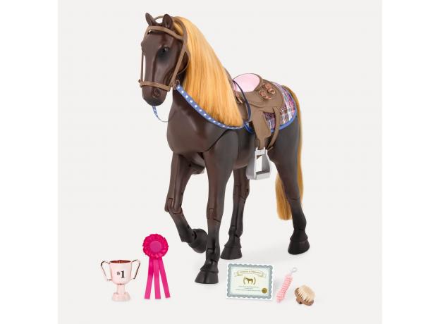 """Лошадь """"Американская Чистокровная"""", фото"""