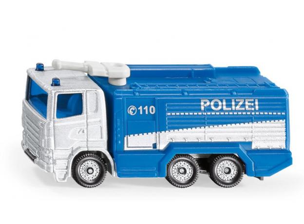 SIKU Машина полицейская с водомётом 1079, фото