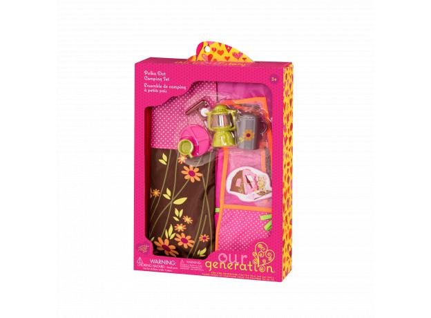 """Набор игровой """"Кэмпинг""""; розовый, фото , изображение 3"""