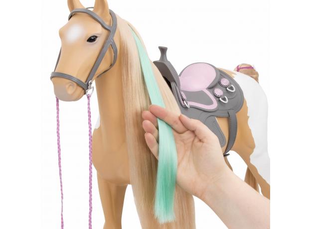 """Лошадь породы """"Паломино"""", фото , изображение 2"""