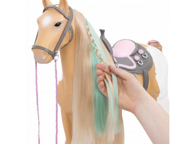"""Лошадь породы """"Паломино"""", фото , изображение 3"""
