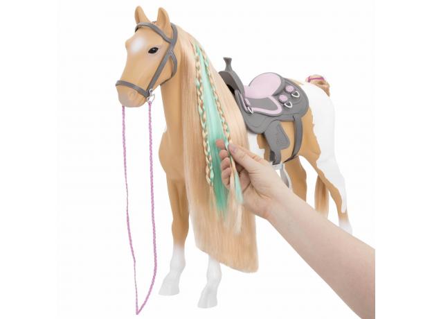 """Лошадь породы """"Паломино"""", фото , изображение 4"""