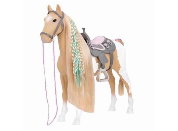 """Лошадь породы """"Паломино"""", фото , изображение 5"""