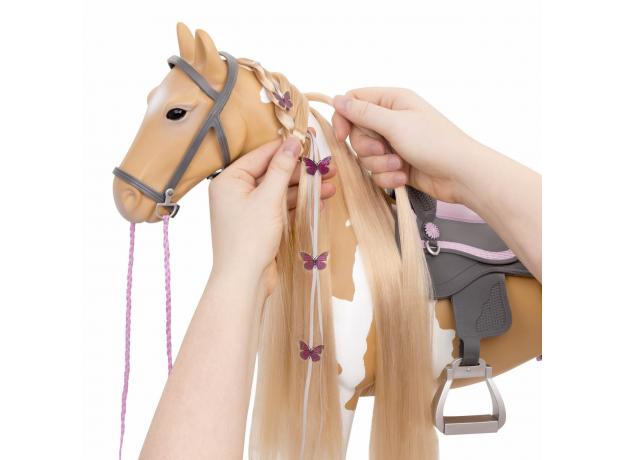 """Лошадь породы """"Паломино"""", фото , изображение 11"""