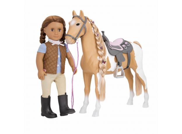 """Лошадь породы """"Паломино"""", фото , изображение 13"""