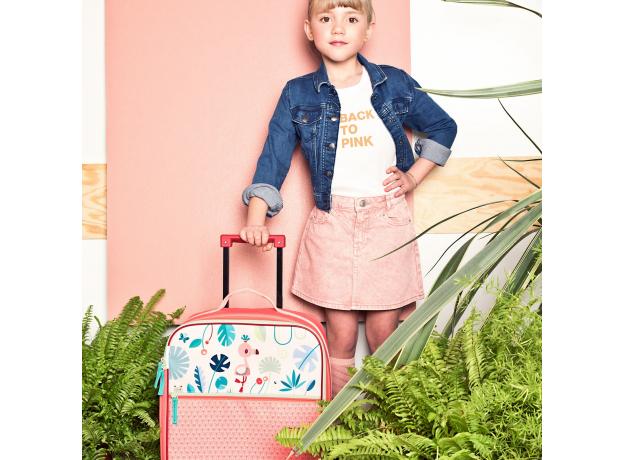 Рюкзачок Lilliputiens «Фламинго Анаис», фото , изображение 8