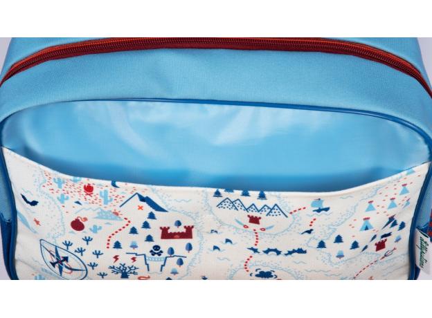 Рюкзак школьный Lilliputiens «Лев Джек», фото , изображение 2
