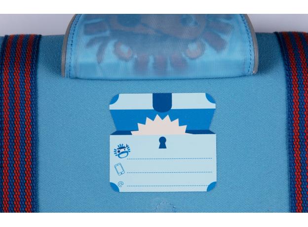 Рюкзак школьный Lilliputiens «Лев Джек», фото , изображение 4