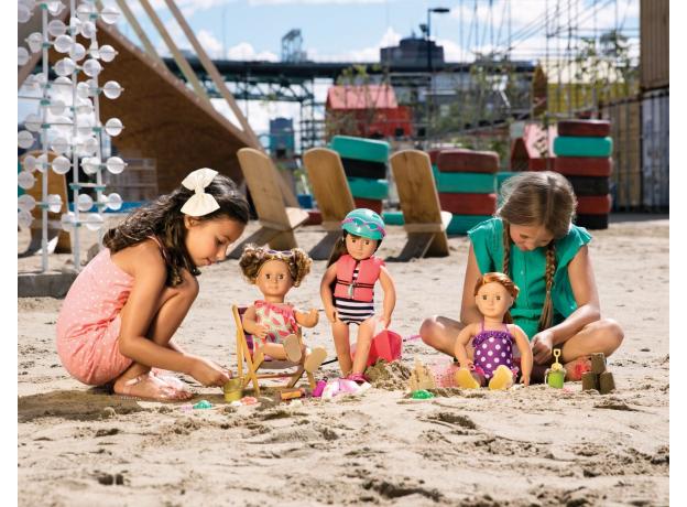 """Комплект одежды """"На пляж"""" с купальником, фото , изображение 5"""