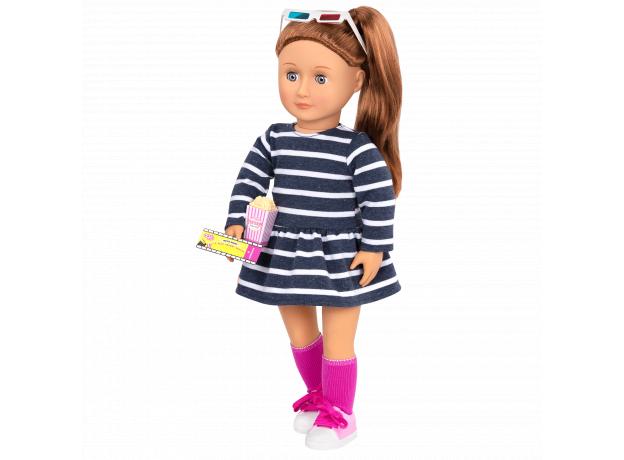 Одежда для куклы 46 см Our Generation «Для похода в кино», фото , изображение 3