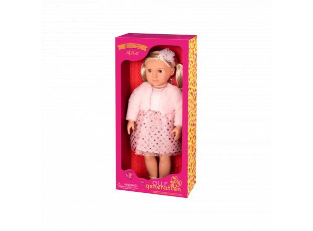 Кукла 46 см Милли, фото , изображение 3