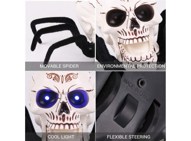 """Робот """"Skeleton Spider"""", радиоуправляемый, фото , изображение 14"""