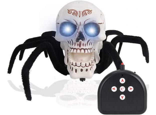 """Робот """"Skeleton Spider"""", радиоуправляемый, фото , изображение 16"""