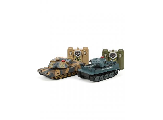 Игровой набор «Танковый бой», радиоуправление, фото , изображение 9