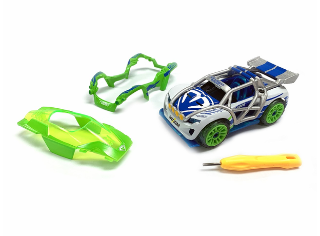 Игровой набор «Турбо машины. Шторм», фото , изображение 2