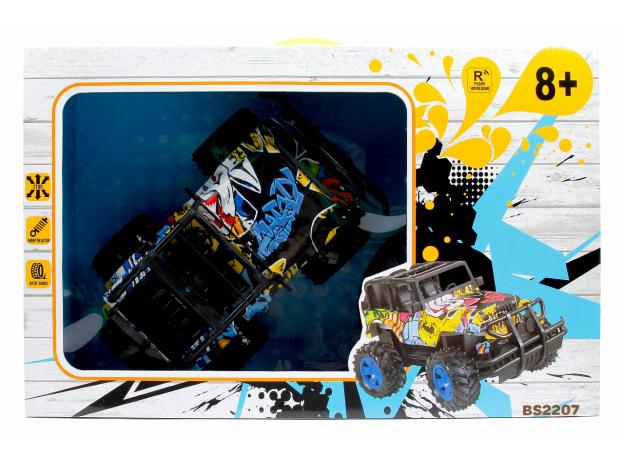 Машинка «Джип COOL RUNNING», радиоуправляемая, фото , изображение 3