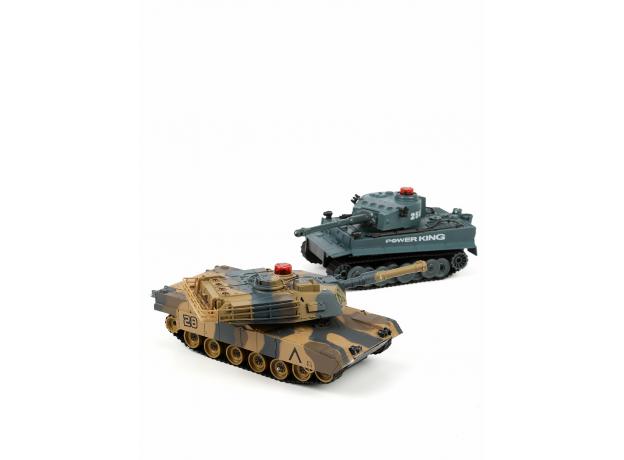 Игровой набор «Танковый бой», радиоуправление, фото