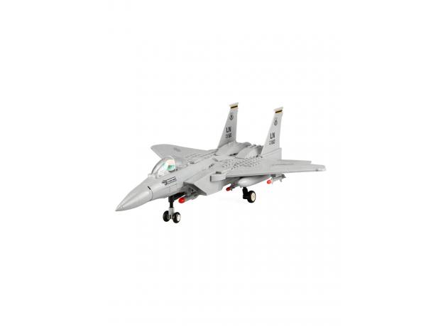 "Конструктор ""Legion. Истребитель F15 Eagle"", 262 эл., фото"