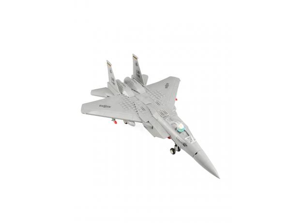 """Конструктор """"Legion. Истребитель F15 Eagle"""", 262 эл., фото , изображение 3"""