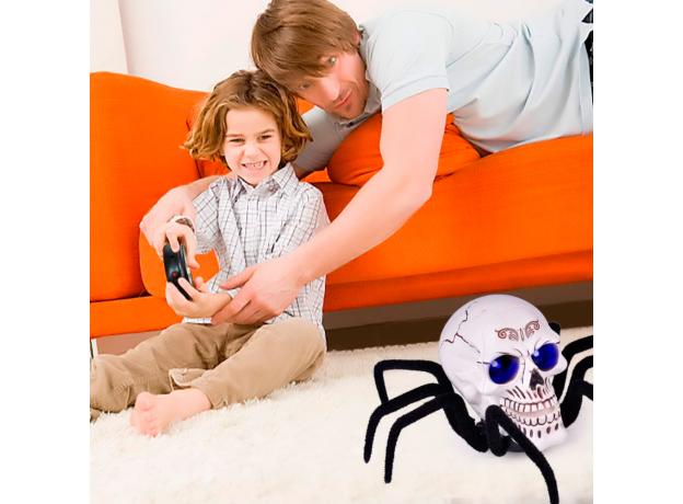 """Робот """"Skeleton Spider"""", радиоуправляемый, фото , изображение 5"""