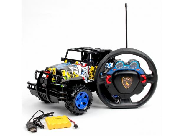 Машинка «Джип COOL RUNNING», радиоуправляемая, фото , изображение 6