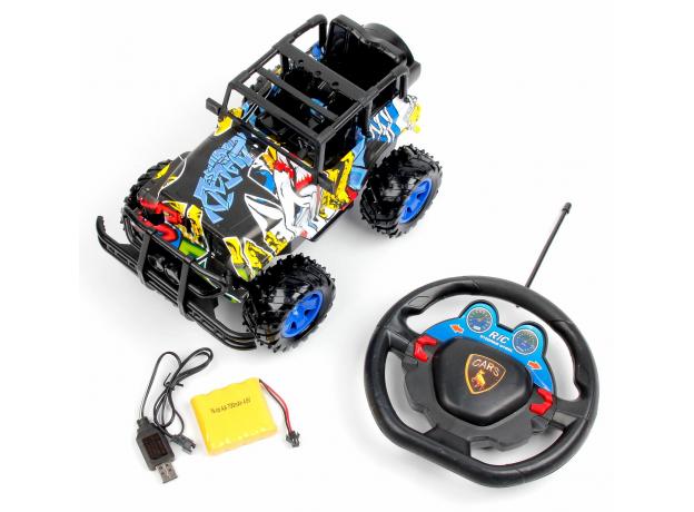 Машинка «Джип COOL RUNNING», радиоуправляемая, фото , изображение 7