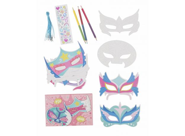 Набор для создания масок Tiger Tribe «Волшебная сила», фото