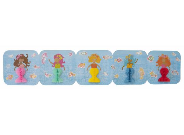 Набор для творчества с бумажными фонариками Tiger Tribe «Русалки», фото , изображение 3