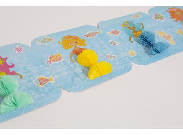 Набор для творчества с бумажными фонариками Tiger Tribe «Русалки», фото , изображение 8
