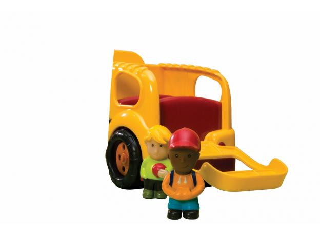 Автобус с пассажирами «Буги Бас», фото , изображение 2