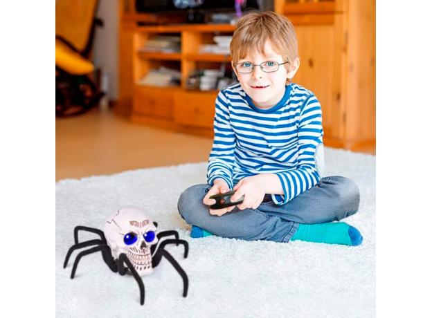 """Робот """"Skeleton Spider"""", радиоуправляемый, фото , изображение 8"""