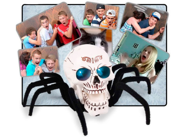 """Робот """"Skeleton Spider"""", радиоуправляемый, фото , изображение 10"""