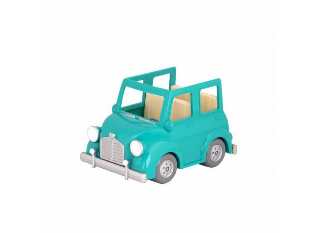 """Набор игровой """"Дом на колёсах"""" с аксессуарами голубой, фото , изображение 3"""