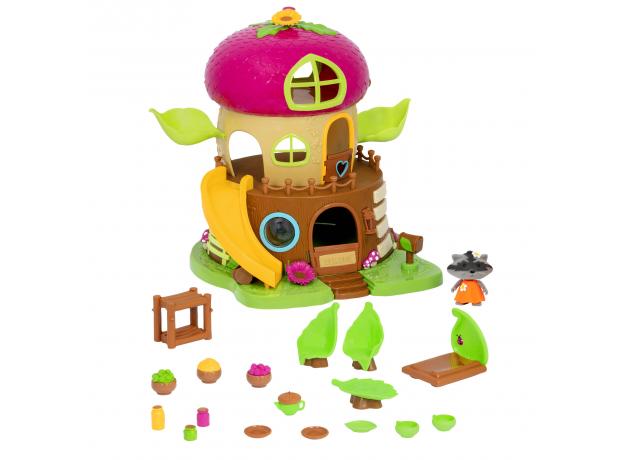 Игровой набор Li'l Woodzeez «Дом-желудь», фото , изображение 4