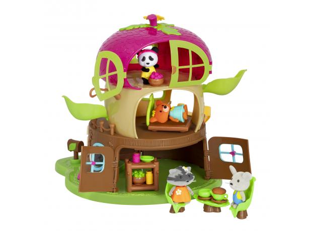 Игровой набор Li'l Woodzeez «Дом-желудь», фото , изображение 2